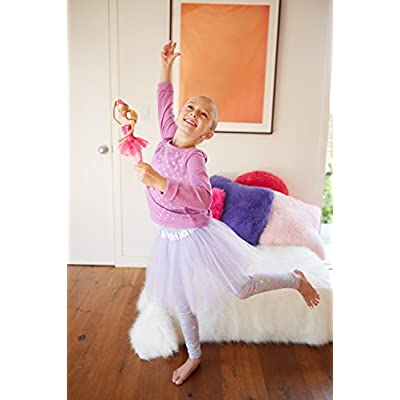 Barbie Fairytale Ballerina Doll, Pink: Toys & Games