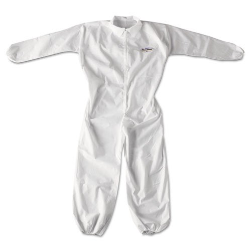 KCC49105 - Gp Kleenguard A20 Ebc Coveralls, Microforce Sms Fabric, White, 2xl