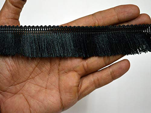 Brush Fringe Trim by 9 Yard Fashion Tape Wholesale 1.2