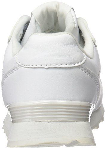 XTI Damen 054634 Sneakers Weiß (White)