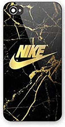 Amazon.com: Nike iPhone case in Gold Color: Cell Phones ...