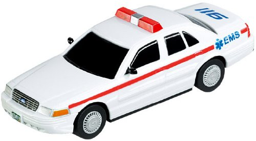Carrera USA Go, Ford Crown Victoria Ambulance Car
