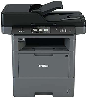 Brother MFCL6800DW Business Laser All-in-One for Mid-Size Workgroups, Amazon Dash Replenishment Enabled