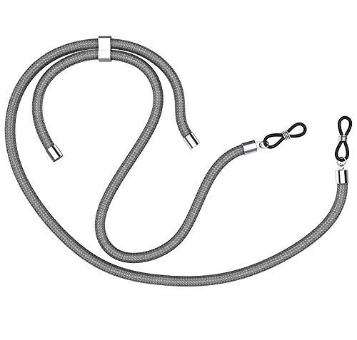 Regolabile Antiscivolo Premium Cinturino Catena Occhiali Sole Catenine cordini per Sport e attivit/à Donna Uomini Bambini Supgear Cordino di Occhiali