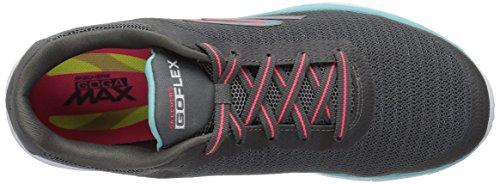 Skechers Performance Women's Go Flex Ultra Walking Shoe Charcoal/Aqua iCOZ2ceON1