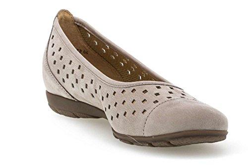 Gabor Classiques chaussures Luftkammernsohle Hovercraft 169 classiquement D'été Gris ballerines 24 ballerines Femme rIZ4rw