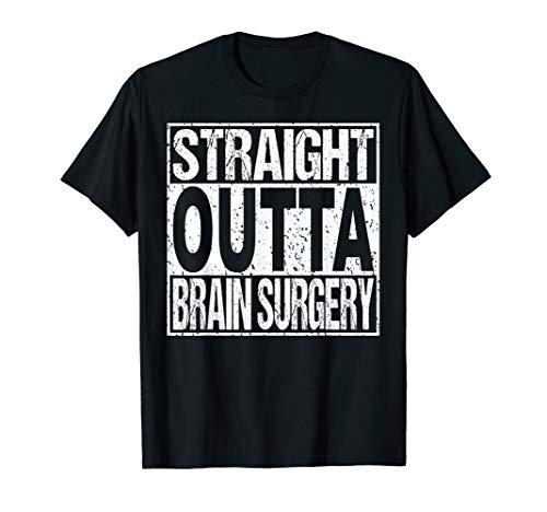 BRAIN SURGERY TShirt Funny Survivor Post Tumor Recovery - Brain Womens T-shirt