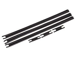 Shimano E-Tube SMEWC2L - Guia Cables Ultegra Di2 Adhesivo, color negro