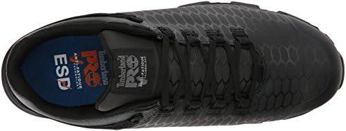 Timberland PRO - - Chaussure Powertrain Sport Al SDP pour Homme, 48 EU, Black