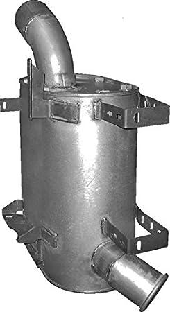 Pot D/'échappement Endschalldämpfer Système D/'échappement du silencieux nouveau Ernst 204156 mm LONGUEUR