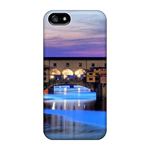 New Fashionable Dana Lindsey Mendez DpURkCI7989hWpaV Cover Case Specially Made For Iphone 5/5s(ponte Vecchio Florence)