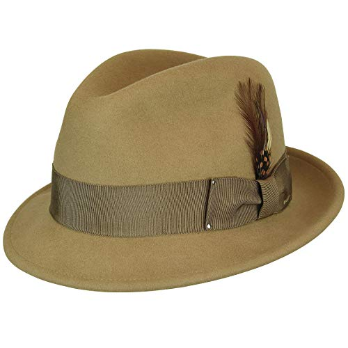 Bailey of Hollywood Men's Tino, Camel, Large