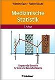 Medizinische Statistik: Angewandte Biometrie für Ärzte und Gesundheitsberufe