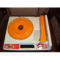 Fisher Price Vintage Phonograph Record Player 1978