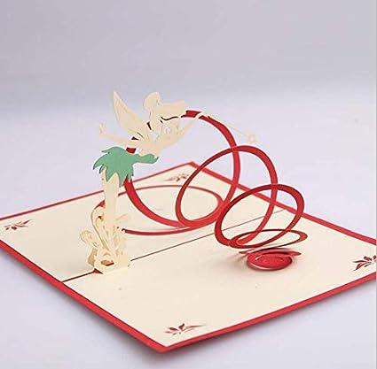 Pixie - Tarjeta de felicitación de cumpleaños con diseño de ...