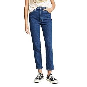Wrangler  Women's Ankle Stretch Zipper  Jeans