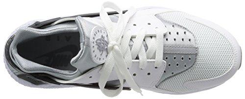 Scarpe drk Bianco wolf Grey Sportive Huarache Grey Air white White Nike blanco Uomo P4qAEWHPc