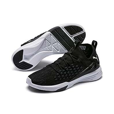 PUMA Men's Mantra Sneaker, Puma Black-puma White, 7 US