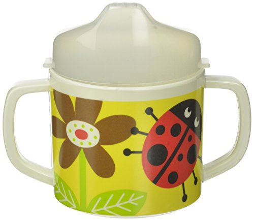 Sugarbooger Sippy Cup, Lady Bug Pop Beauty Lid Collection