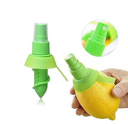 D&F Diseño Amigos 2 vaporizador de limón Exprimidor Utensilios de Cocina Prensa Citrus pulverizador zirton