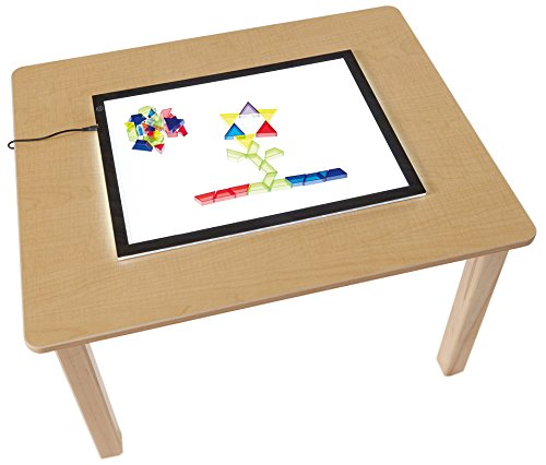 Jonti craft light table for kids