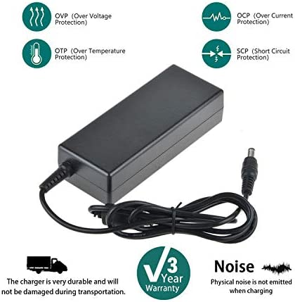 SLLEA AC Adapter Charger for Adtran NetVanta 5660 17005660F1 Gigabit Access Router Power Supply Cord