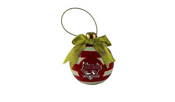 LXG DePaul University Snowflake Ornament Pewter Inc