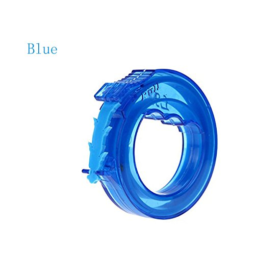 1Pc New Bathroom Hair Sewer Filter Drain Cleaners Outlet Kitchen Sink Retractable Cleaning Hook Anti Clogging Sink Toilet Dredge Tool (Blue)