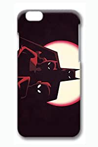 iPhone 5 5s Case, 6 Case - Thin Fit Protective 3D Hard Back Case Bumper for iPhone 5 5s Batman Robin And Batgirl Slim Fit Hard Back Cover Case for iPhone 5 5s es