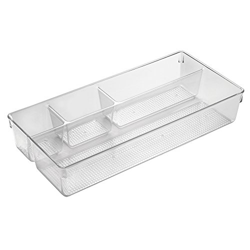 InterDesign Clarity Cosmetic Organizer Products