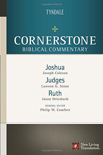 Joshua, Judges, Ruth (Cornerstone Biblical Commentary)