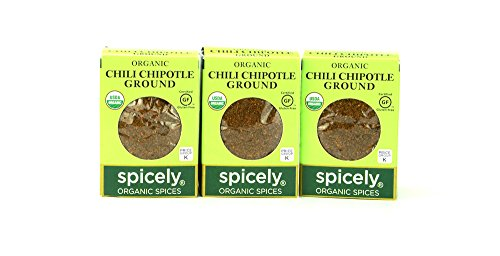 Photo of Spicely Organic Chili Chipotle Powder