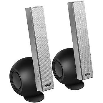 Edifier Exclaim Bi-Amped 2.0 Speaker System (e10)