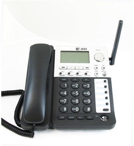 Vtech - Synj4-Linecordless/Corded Deskset ''Product Category: Bts Equipment/Ksu Equipment''