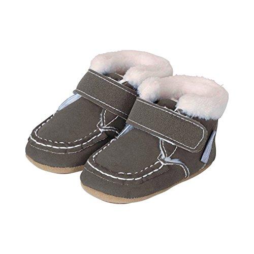 Sterntaler Baby-Shoe 17/18 (basalt)