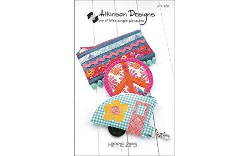 Atkinson Design Ptrn Hippie Zips Pattern