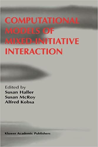 Computational Models of Mixed-Initiative Interaction