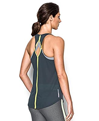 Under Armour Women's Fly-By 2.0 Solid Tank