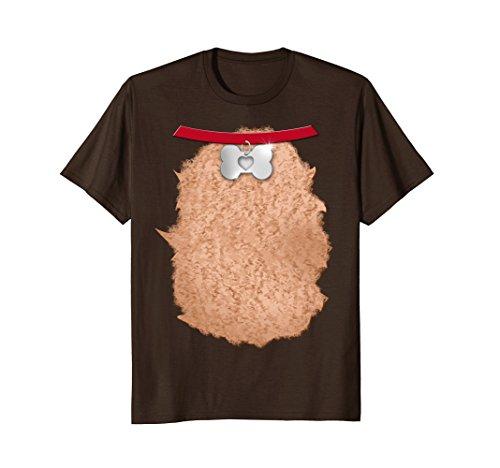 Mens Christmas Dog Halloween Costume DIY Shirt | Gift Idea Medium (Male Diy Costume Ideas)