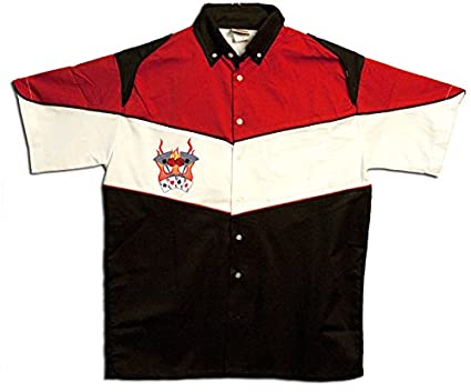 c091adafa Image Unavailable. Image not available for. Color: Button Up Pit Crew 2274 Racing  Shirt ...