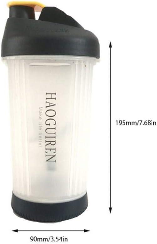 CSLFH Exprimidor Portátil Juicers Juice Cup Shaker Bottle Roller ...