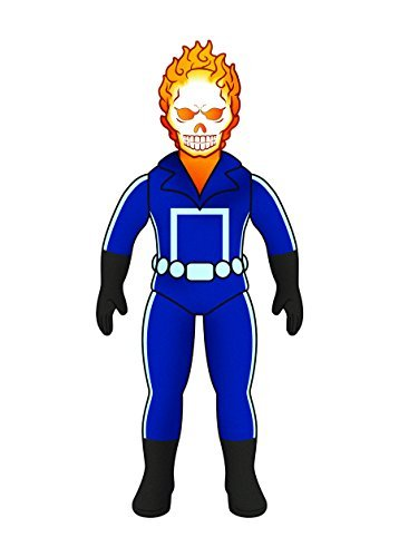 Medicom Marvel Hero Sofubi: Ghost Rider Figure
