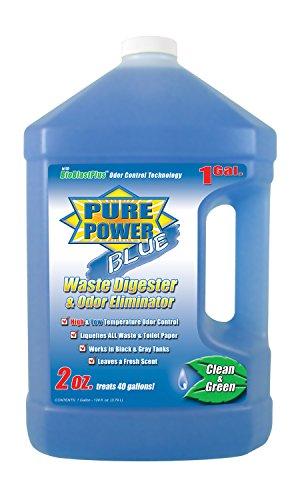 Waste Digester (Valterra V23128 'Pure Power Blue' Waste Digester and Odor Eliminator - 128 oz. Bottle)