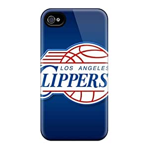 LavernaCooney Iphone 6 Anti-Scratch Hard Phone Cases Customized High-definition Los Angeles Clippers Image [rcY2216WjgQ]