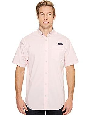 Mens Harborside Woven Short Sleeve Shirt