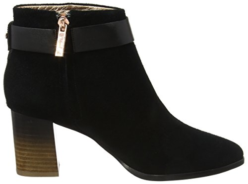 Botines Ted Negro black Baker Mujer Para Ainthe 000000 BSgqFS