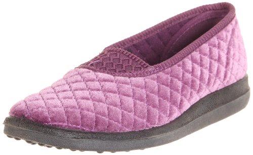 Waltz Slipper Velour Lilac Women's Foamtreads AcwUx5q6O5