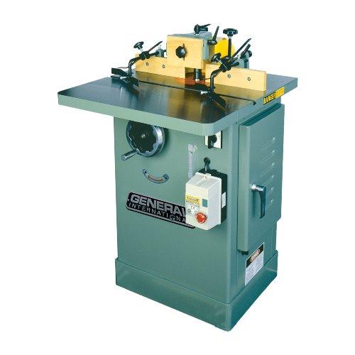 General International 40-250M1 3 HP 3/4-Inch Spindle (Wood Shaper)
