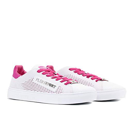 Philippe Rosa sport Plein Sneakers 0768 38EU Scarpa Bianco Taglia da Donna by Plein vUww4AYdq