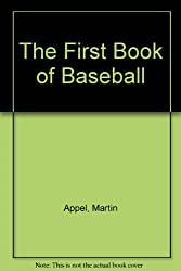 First Book of Baseball Rlb